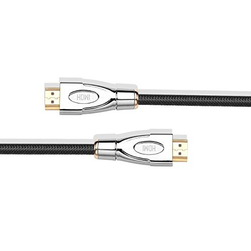 Cavo HDMI, isnowood Real 4 K 30 AWG Ver2.0 HDMI cavo ad alta