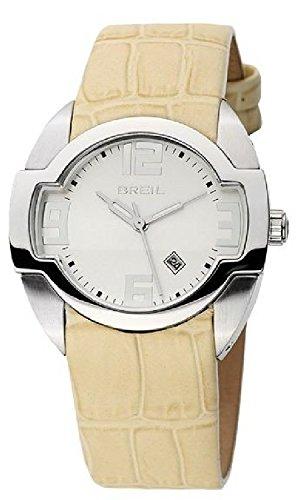 Breil Reloj Análogo clásico para Mujer de Cuarzo con Correa en Cuero BW0051