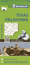 Michelin Texas, Oklahoma Map (Michelin Maps)