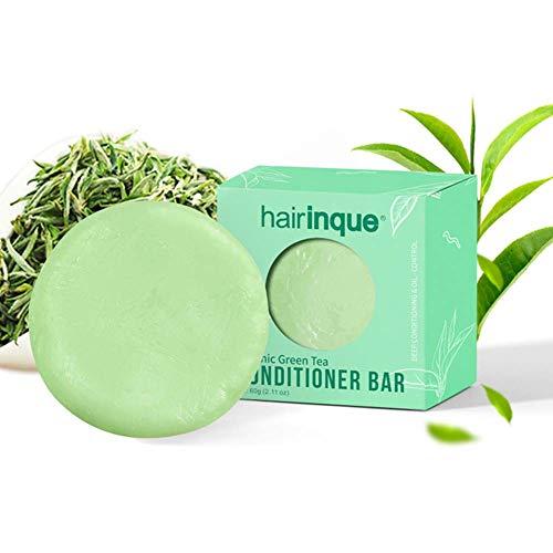 Sapone per i capelli Sapone organico per capelli Mandarino Balsamo Bar fatto a mano VITAMINA C Balsamo idratante nutriente Sapone Tè verde & amp; agrume