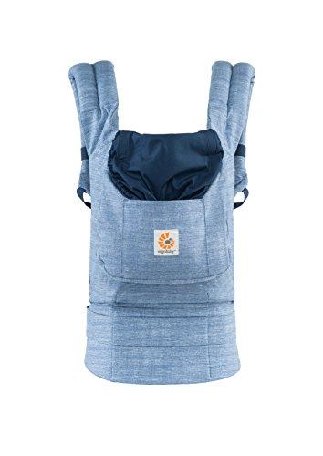 Ergobaby Babytrage Kollektion Original (5.5 – 20 kg), Vintage Blue - 2