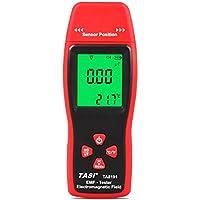 TA8191 Mini LCD Detector Digital de Radiación de Campo Electromagnético Handheld EMF Meter Dosímetro Gauss Tester