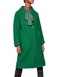 Pepe Jeans Abrigo Edurne Verde