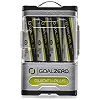 Goal Zero Guide 10 Plus USB Power Pack - Silver
