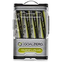 Goal Zero 21005 Guide 10+ - Batería solar, color negro