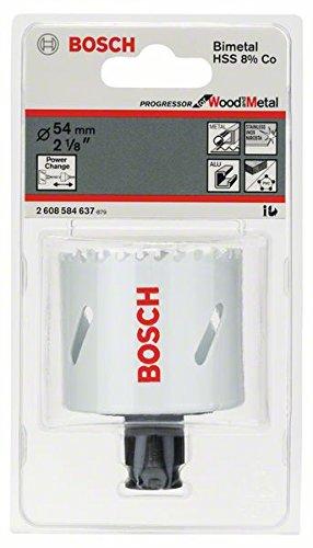 Bosch 2 608 584 637 Scie trépan Progressor 54 mm