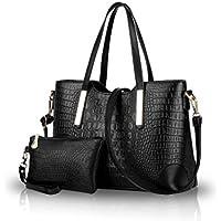 Nicole&Doris 2016 nuova spalla di modo coccodrillo delle borse del