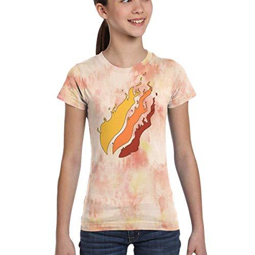 Rogerds Preston Playz Shirt Jungen Mädchen Neuheit Geschenk 3D-Druck Kurzarm Baumwolle T-Shirt