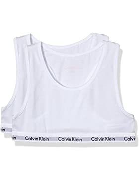 Calvin Klein 2pk Bralette, Bralette para Niñas