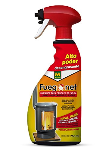 Fuegonet 231017 Limpia Estufas