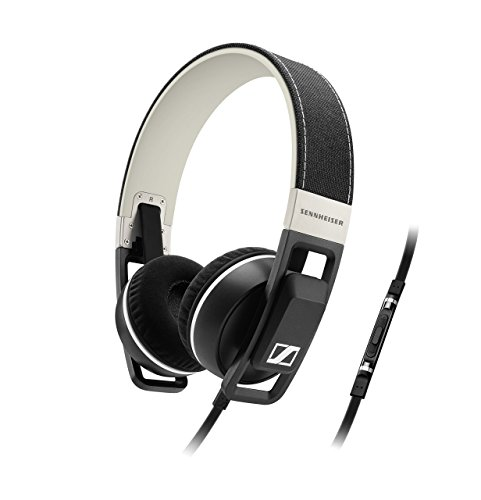 Sennheiser URBANITE - Auriculares de diadema abiertos (compatible iPhone/iPod/iPad), negro