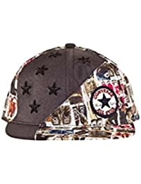 Converse Trainer Collage Stars Youth Snapback Cap