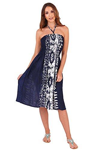Pistachio Women's Tie Dye Casual Dress
