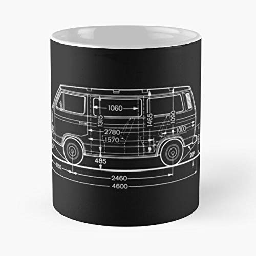 V-w T-3 Classic Mug Best Gift 110z For Your Friends