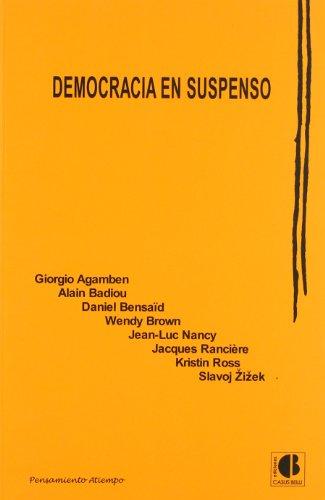 Democracia en suspenso