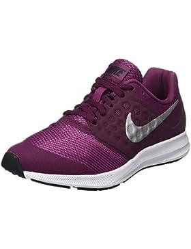 Nike Downshifter 7 (GS), Zapatillas de Running para Niñas