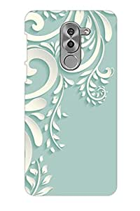 AMAN Choose Me 3D Back Cover for Honor 6X