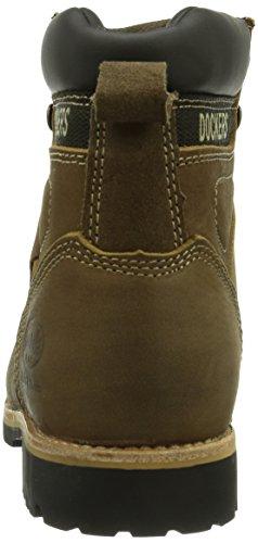 Dockers by Gerli 355241-228056 Herren Desert Boots Grau (stone  056)