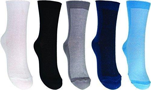 12-paires-yoscorpio-chaussettes-enfants-garcons-chaussettes-sneaker-skc-azu-boy-bariole-31-33