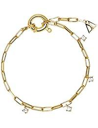 baa4d9fd479 P D PAOLA - Pulsera Gina Gold - Plata de Ley 925 bañada en Oro de 18k