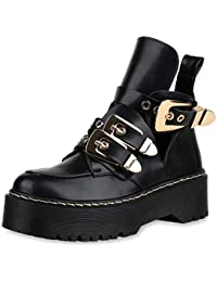 Suchergebnis auf Amazon.de für  schnallen - Stiefel   Stiefeletten ... 5fea08f6c2