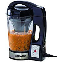 Daewoo SDA1076 Soup Maker, 900 W, 1.7 liters, Black