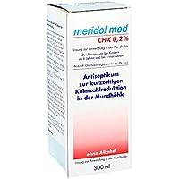 Meridol med CHX 0,2% Lösung, 300 ml preisvergleich bei billige-tabletten.eu