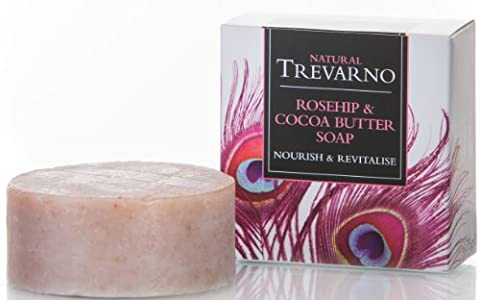 Natural Rosehip & Cocoa Butter Soap