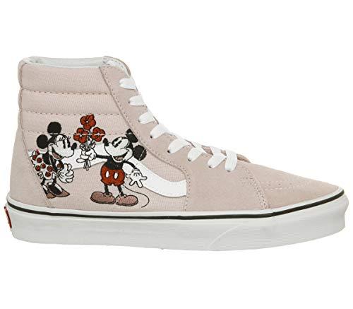 Vans Disney SK8-Hi Mickey & Minnie Zapatillas Rosa EU39