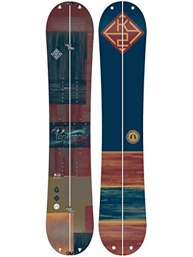 Herren Splitboard Set K2 Panoramic Package 168 2017 Splitboard Set