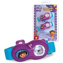 Nickelodeon Dora the Explorer Headlamp - Purple (34567)