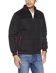 Fort Collins Mens Jacket (N086 AZ_Medium_black)