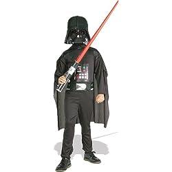 Rubies Star Wars - Disfraz Darth Vader con espada, para niños, 3-4 años 41020-S