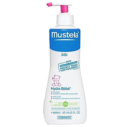 Mustela Mustela Creme Hydra - Mustela Hydra Bébé Lait pour Corps Flacon