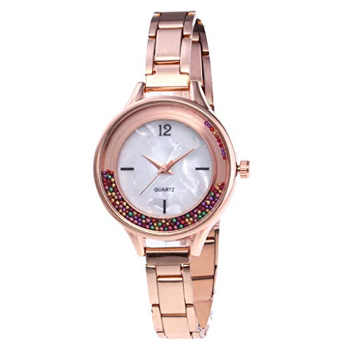 Daygeve Quarz Casual Design Diamant Uhr Student Lederband Wasserdicht Für Casual Design Frauen - Frauen Uhren Leder Invicta