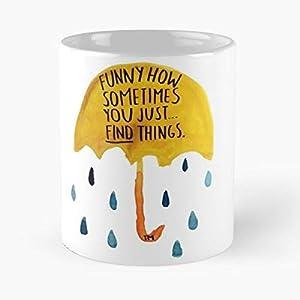 5TheWay How I Met Your Mother Himym Ted Mosby – Bestes 11 Unze-Keramik-Kaffeetasse Geschenk
