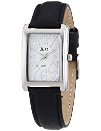 Just Watches Damen-Armbanduhr XS Analog Leder 48-S3875SL-AR