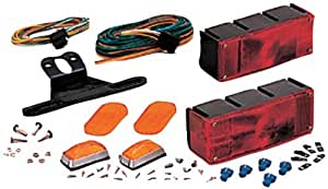 Optronics Trailer Light Kit, Over 80-inch Garten, Rasen, Wartung