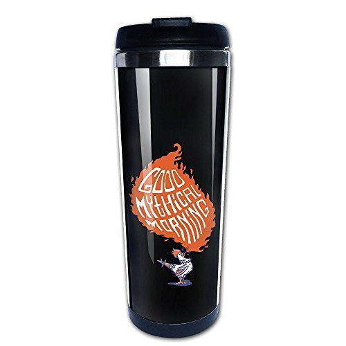 Good Mythical Morning Travel Cup Stainless Steel by ShiYeming