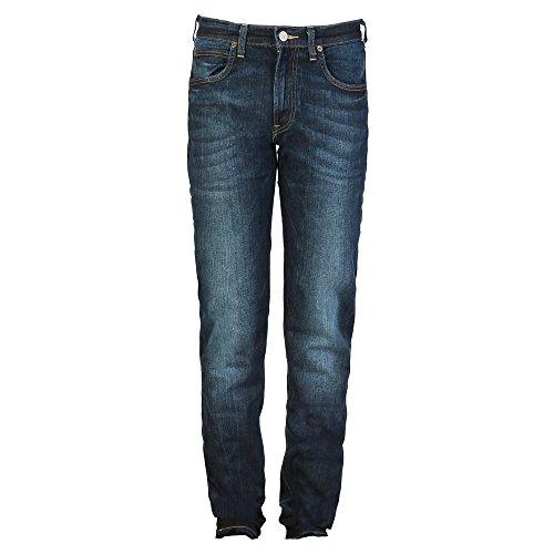 Lee Arvin Regular Tapered Hommes Jeans Bleu L732PZUB Blau