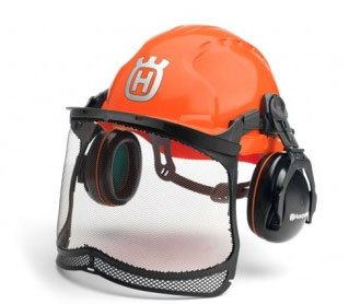 Aside from being available for a higher price tag than most other chainsaw safety helmets, the Husqvarna Classic 580754301 Helmet still represents good value. It has a good fit and works well in any weather. Its noise reduction ratio is good, whilst the orange colour makes it visible from a distance. If you don't mind the price, give this helmet a go.