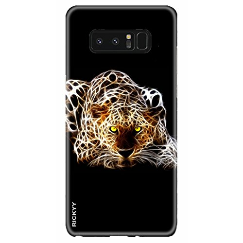 RICKYY samsung note8 cover, Original Printed Designer Back Cover For Samsung Galaxy Note 8 Case cover / New 2017 Mobile Multicolor / Patterns & Ethnic / Slim Fit / Light Weight, All round protection (RD 659)