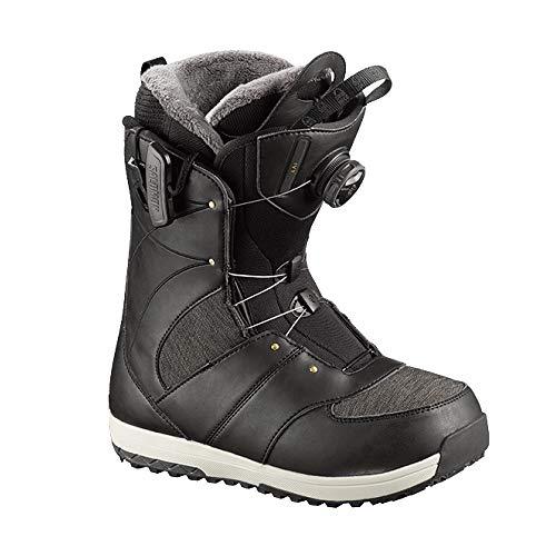Salomon Damen Ivy Boa Snowboard Boots schwarz 24.5 -