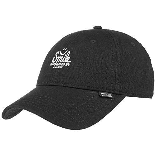 DJINNS - RibStop - Curved Visor Dad Cap Baseballcap Homme Chapeau Casquette de Baseball Caps