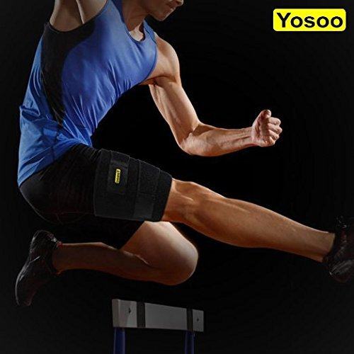 Thigh Support,Yosoo Hamstring – Exercise Bands