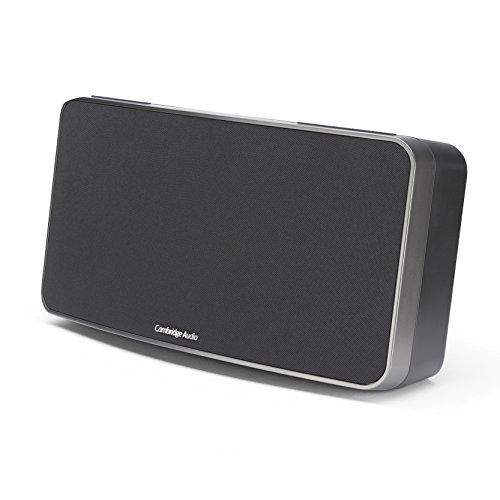 Cambridge Audio AIR 100 Wireless-Musiksystem mit Airplay, Spotify, Bluetooth und Internetradio (Schwarz)