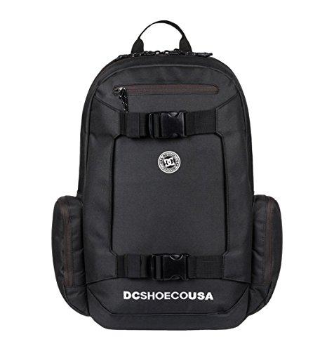 DC Shoes Herren CHALKED UP Backpack, Schwarz (Black), 48 Centimeters -