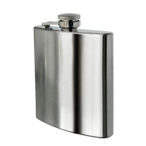 premier-housewares-stainless-steel-hip-flask-8-oz
