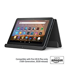 All-new Wireless Charging Dock for Amazon Fire HD 8 Plus | Made for Amazon (only compatible with Amazon Fire HD 8 Plus)