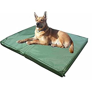 ADOV Doublesided Waterproof Dog Pet Cat Bed Mat Cushion Mattress Washable Removable Hard Wearing Foam Cover - Medium - Large ADOV Doublesided Waterproof Dog Pet Cat Bed Mat Cushion Mattress Washable Removable Hard Wearing Foam Cover – Medium – Large 41uGi 6CZ 2BL